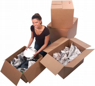 know about the packing boxes for moving and shifting packing boxes